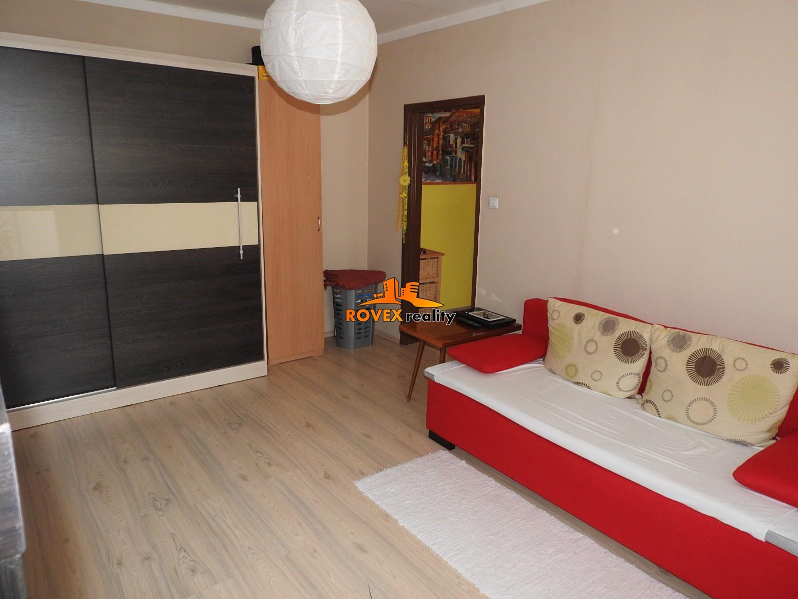 Predaj, jednoizbový byt s balkónom v Skalici
