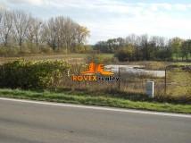 Predaj, stavebný pozemok  1349 m2, Šaštín Stráže