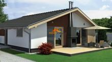 Predaj, rodinný dom Skalica,  novostavba