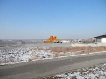 Predaj, stavebný pozemok 799 m2 Skalica - Psíky